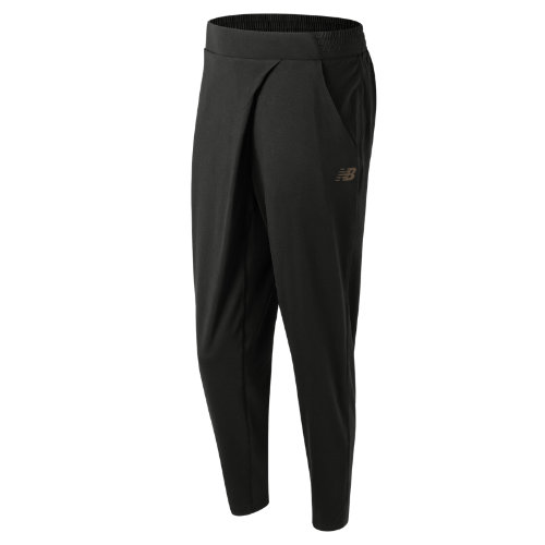 New Balance Evolve Soft Pant Girl's All Clothing - WP73458BK