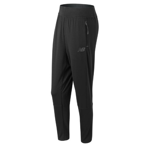New Balance 247 Luxe Knit Pant Girl's All Clothing - WP73532BK