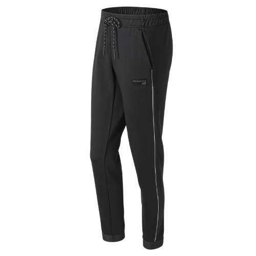New Balance NB Athletics Tapered Pant Girl's All Clothing - WP73538BK