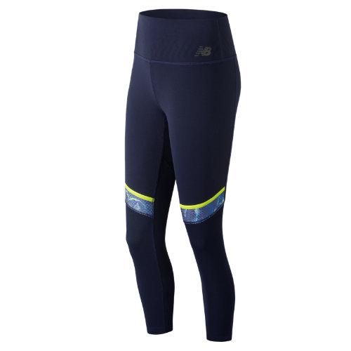 New Balance Determination Crop Girl's Pants & Capris - WP81123PGM