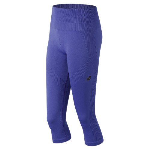 New Balance Stretch Capri Girl's Pants & Capris - WP81127BUE