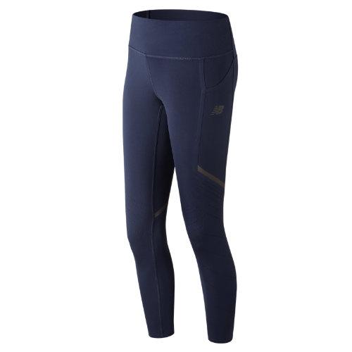 New Balance Vented Precision Crop Girl's Pants & Capris - WP81214PGM
