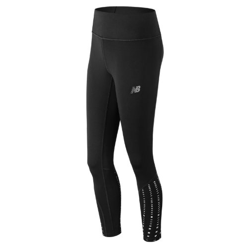 New Balance Reflective Tight Girl's Performance - WP81231BK