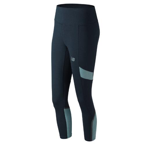 New Balance Q Speed Crop Girl's Pants & Capris - WP81232GXY