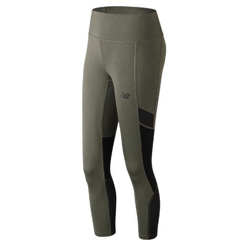 New Balance Q Speed Crop Girl's Pants & Capris - WP81232MFG