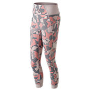 Printed Evolve Tight , Pink