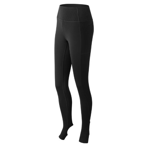 New Balance Tuxedo Studio Tight Girl's Performance - WP81459BK