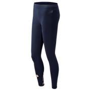 Essentials Cotton Legging , Pigment with Tidepool