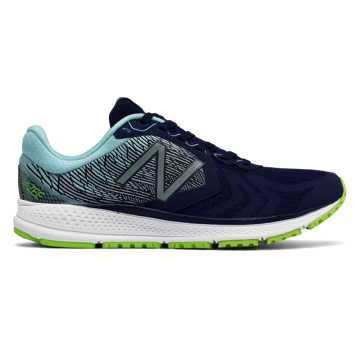 New Balance Vazee Pace v2, Dark Denim with Lime Glo
