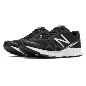 New Balance Vazee Pace, Black with White