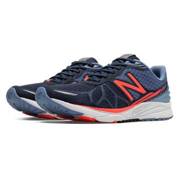 New Balance Vazee Pace, Grey Blue with Navy