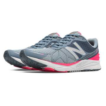 New Balance Vazee Pace, Grey with Pink