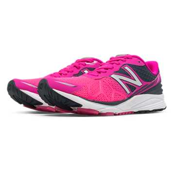 New Balance Vazee Pace Pink Ribbon, Komen Pink with Grey