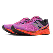 New Balance Limited Edition Vazee Pace NYC, Pink Glo with Orange Clownfish & Grey