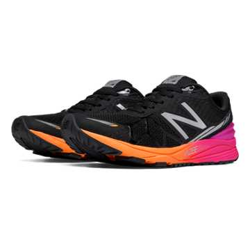 New Balance Vazee Pace, Black with Azalea
