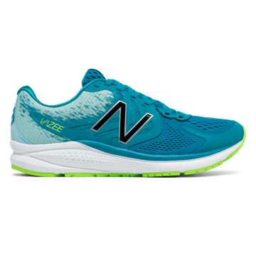 New Balance Vazee Prism v2, Deep Ozone Blue with Lime Glo