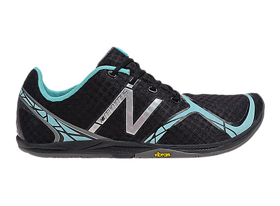 Minimus Zero, Black with Sky Blue