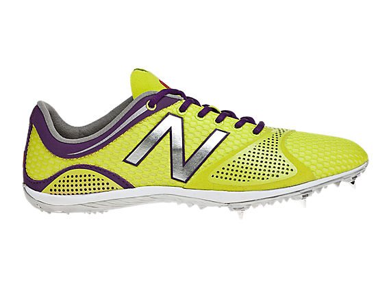 New Balance 1000, Lime Green with Purple