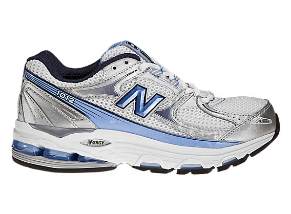 New Balance 1012, Silver with Blue