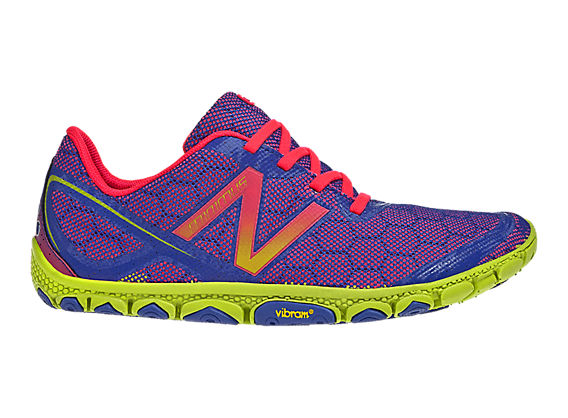 Minimus 10V2, Blue with Diva Pink & Yellow