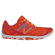 Minimus 10V2, Orange with Red & White
