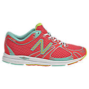 New Balance 1400, Coral with Teal