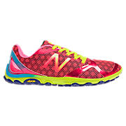 Minimus 20v2, Diva Pink with Neon Yellow