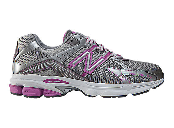 New Balance 770, Grey with Pink