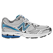 New Balance 770, White with Blue