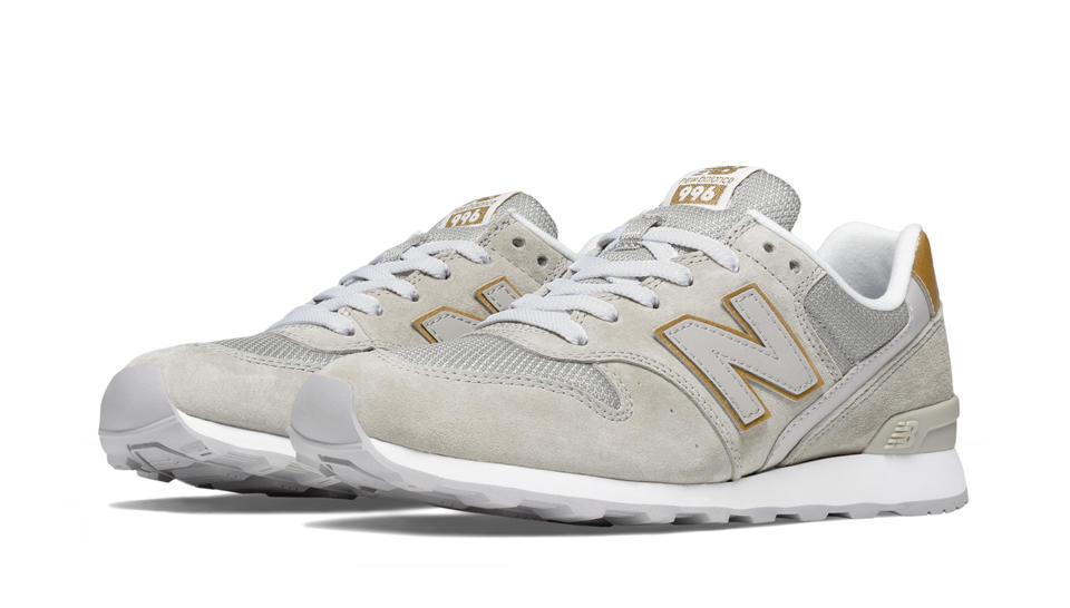NB New Balance 996 v3, Beige with Light Grey & Tan