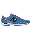 New Balance 1600, Blue with Pink