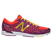 New Balance 1600, Purple with Coral & Yellow