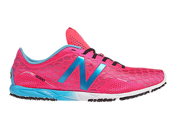New Balance 5000, Pink with Blue