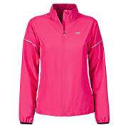 Sequence Jacket, Raspberry