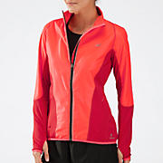 Raptor Jacket, Fiery Coral with Lollipop