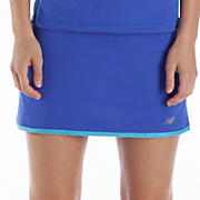 Bonita Skirt, Dazzling Blue with Blue Atoll