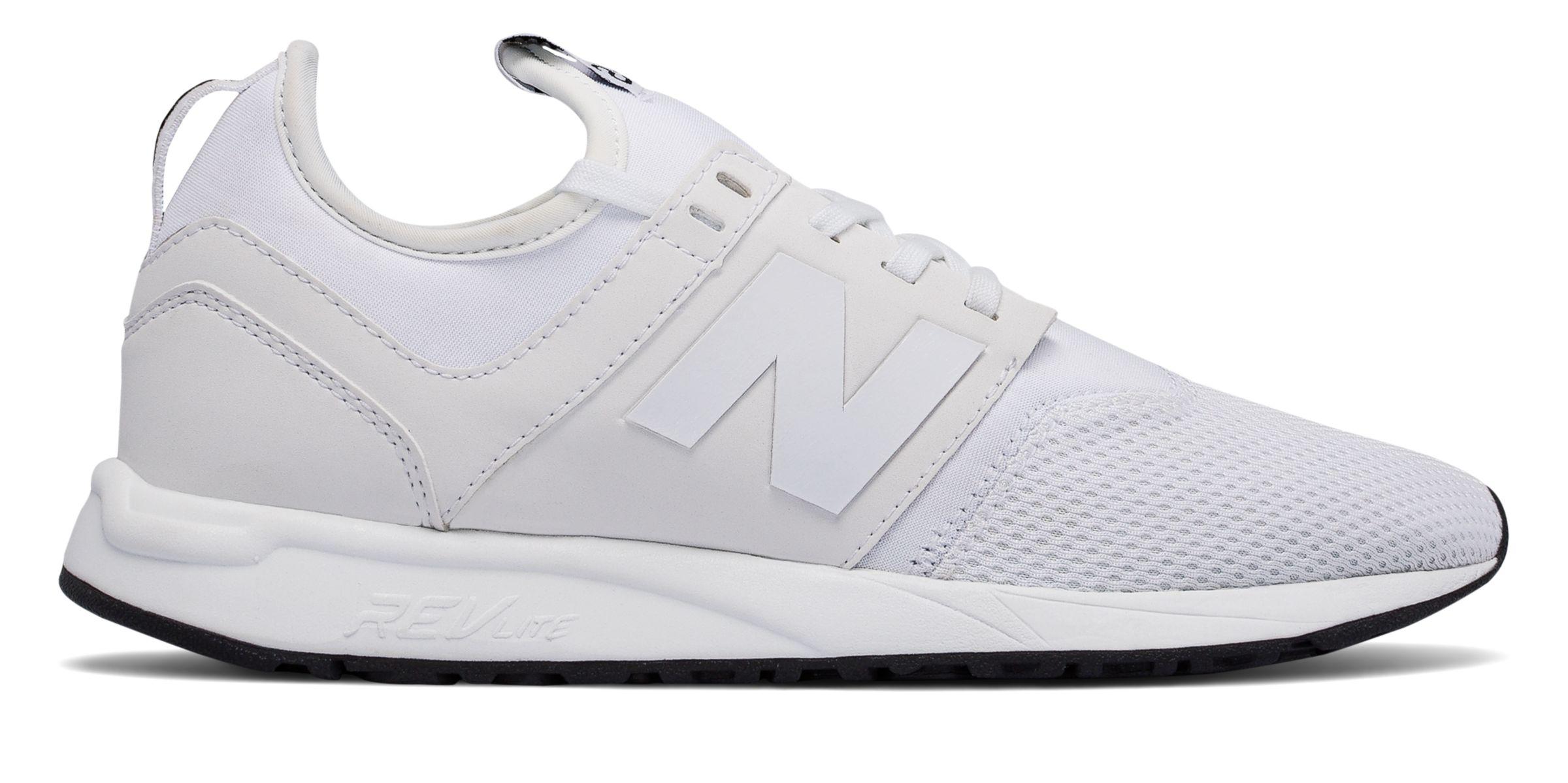 New Balance KL247 - KL247C4G - el Color Blanco - ES-Rozmiar: 37.5 fXlKDU