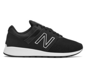 뉴발란스 REVlite 24 여성 운동화 블랙 New Balance Womens REVlite 24, Black, WRL24TA