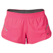 NBx Minimus Split Short, Raspberry