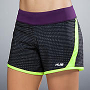 HKNB Hybrid Short, Neon Yellow