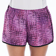 Momentum Short Graphic, Imperial Purple