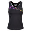 NBx Prism Tank, Black with Purple & Orange