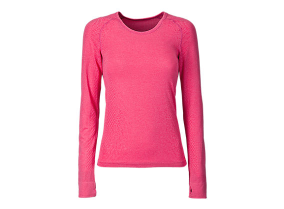 NBx Minimus Long Sleeve, Raspberry