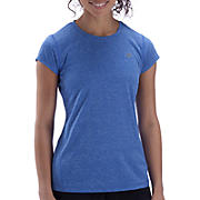 Heathered Short Sleeve, Dazzling Blue