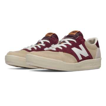 New Balance 300 New Balance, Brown with Tan & Cream