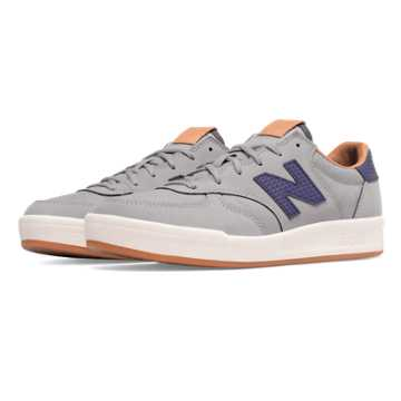 New Balance 300 New Balance, Steel with Solstice
