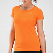 NBx Minimus Short Sleeve, Orange Pop