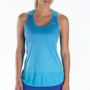 Impact Tunic Tank, Blue Atoll with Dazzling Blue