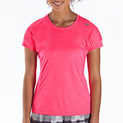 Impact Short Sleeve, Pink Shock