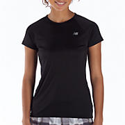Momentum Short Sleeve, Black